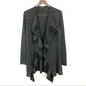 Eileen Fisher Cascade Cardigan Sweater Cashmere